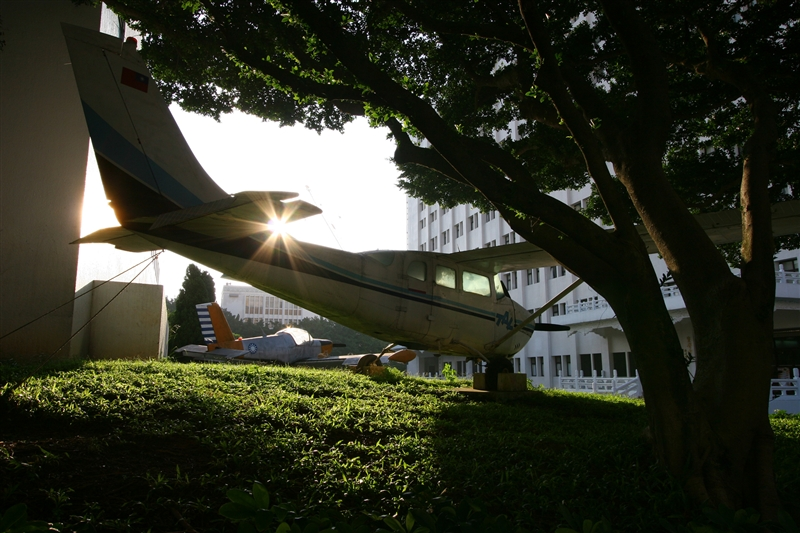 海事博物館飛機